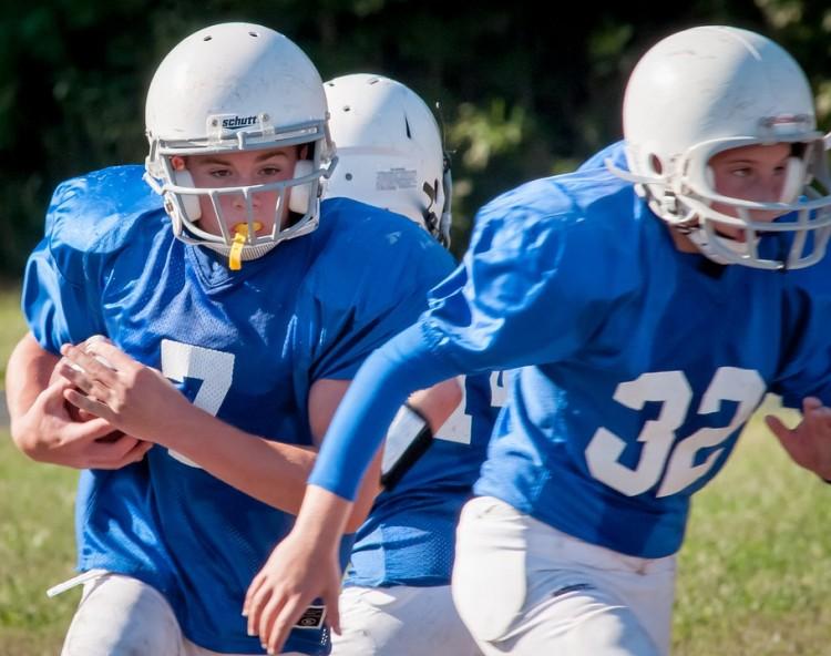 Los protectores bucales para deportistas
